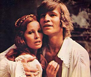 "Micheal York in the ""Three Musketeers"""