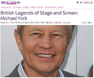 british legends of stage and screen